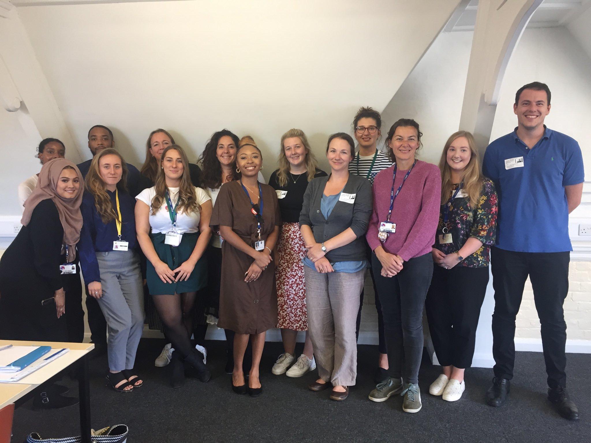 School Direct 2019-20 Trainees
